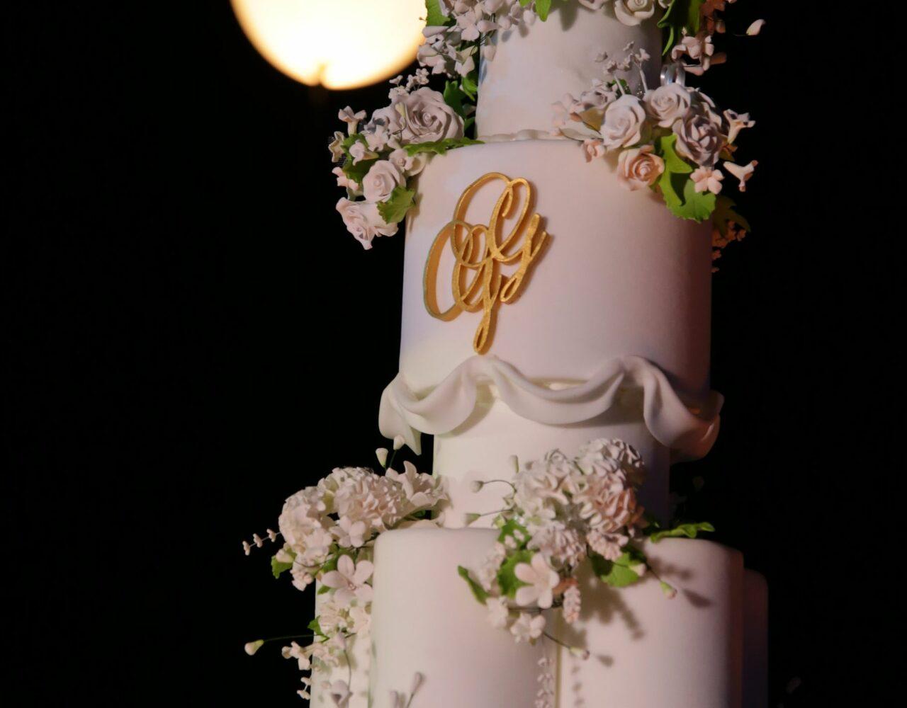 Foto Torta Matrimonio RInaldini