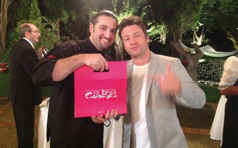 RobyJamieOliver NewsHome - Sfida Amalfitana con Jamie Oliver