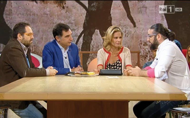 UnoMattina NewsHome - Roberto Rinaldini a Uno Mattina