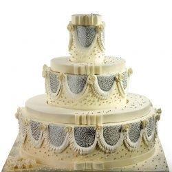 WeddingSilver 250x250 - Wedding Cake