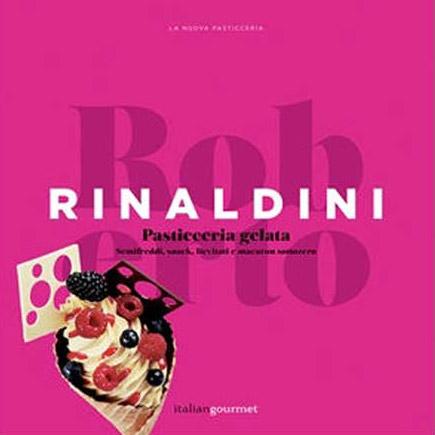 """copertina roberto rinaldini - """"Pasticceria gelata"""" di Roberto Rinaldini"""