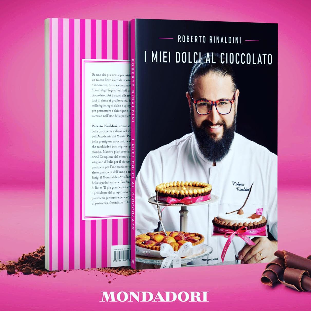 unnamed - I miei dolci al Cioccolato è il nuovo libro di Roberto Rinaldini