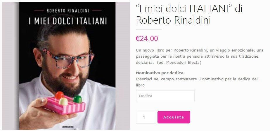 libro - Roberto Rinaldini ospite a Detto Fatto