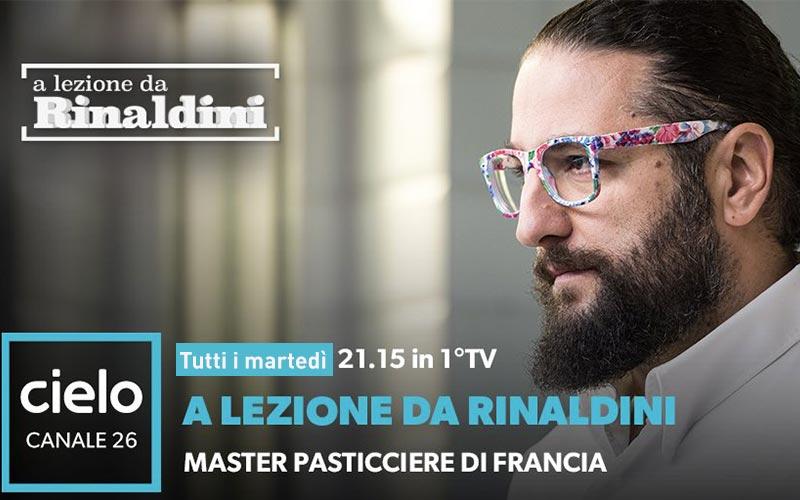 800x500 A lezionedaRinaldini - A lezione da Rinaldini su Cielo TV