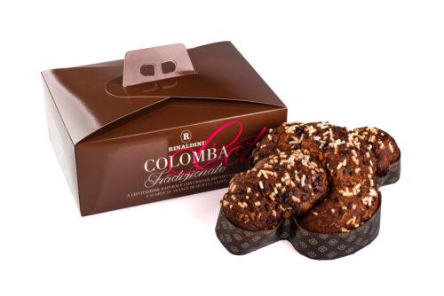 Colomba Ciocco 500x334 - Colomba cioccolato e scorze di arancia