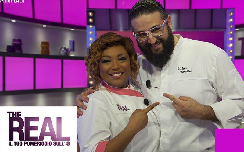 RR REALTV 2 - Roberto Rinaldini ospite a The Real su TV8