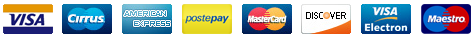 Credit Cards - Paypal