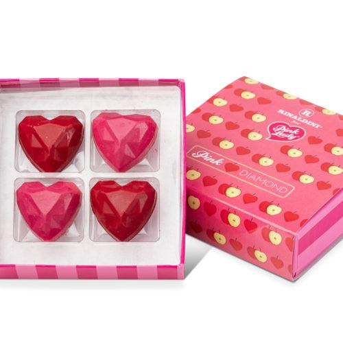 3 Pink Lady San Valentino 2020 500x500 - Chocodiamante Pink Diamond #4pz