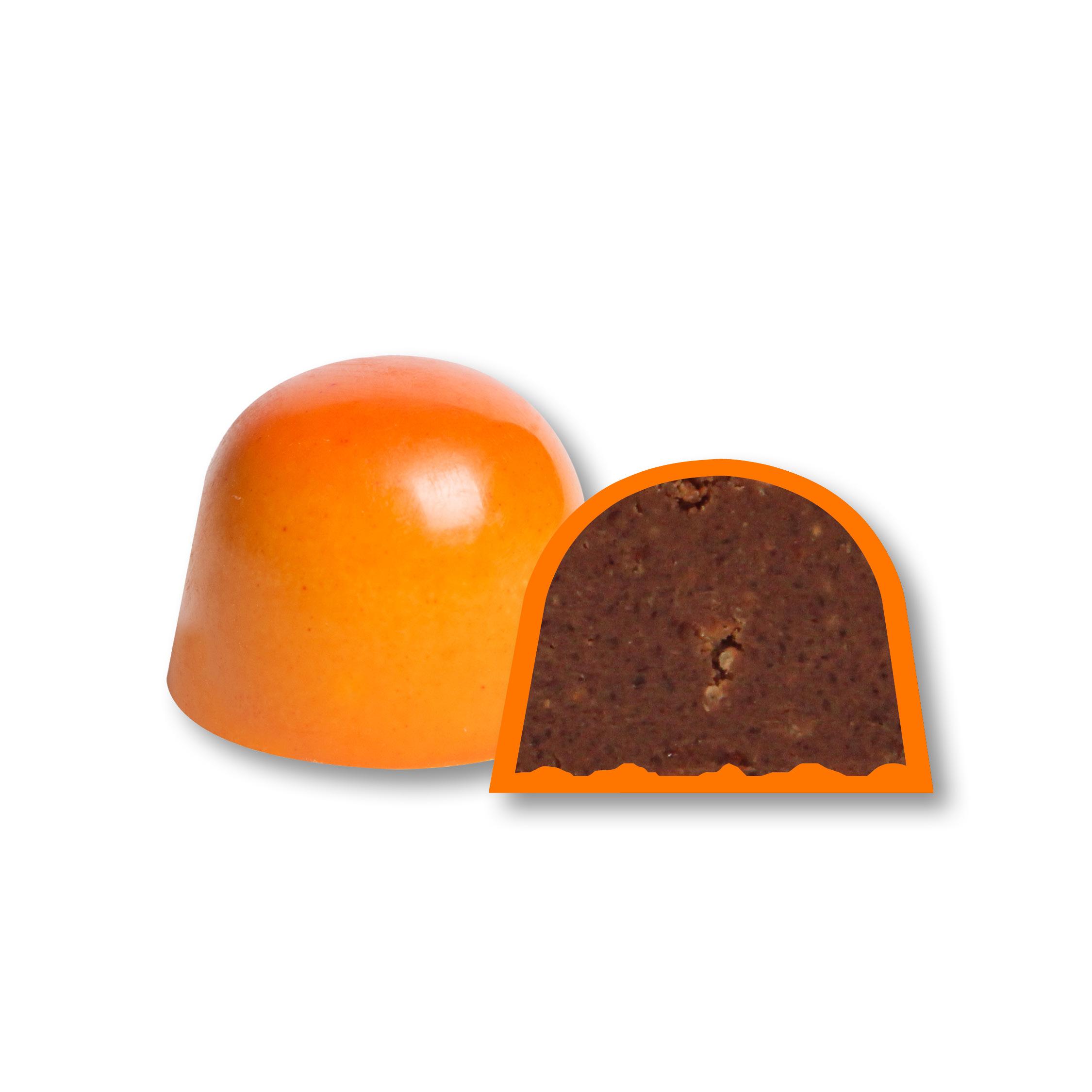 Chococolor arancione