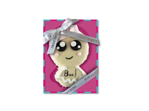 Biscotto Decorato Fantasma Halloween 2020 Rinaldini