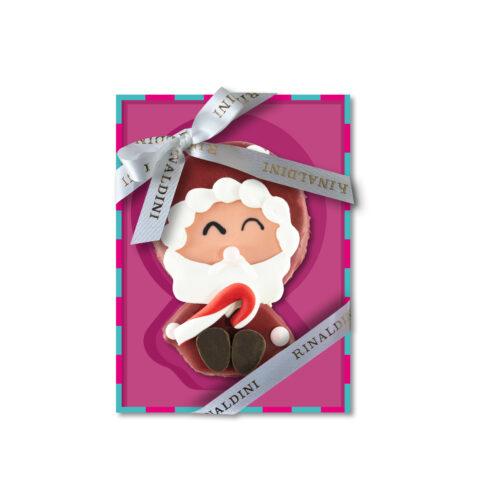 Biscotto Decorato Babbo Natale 2020 Rinaldini