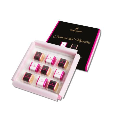 Foto Scatole BONBON CHOCOCOLOR CREMINI e GELEE7 500x500 - Cremini del Maestro in luxury box da #9pz