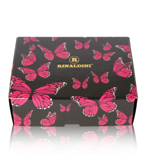 Foto Scatola MacaRAL 12pz Farfalle Fronte min 500x500 - Limited Edition Butterfly - MacaRAL in luxury box da #12pz